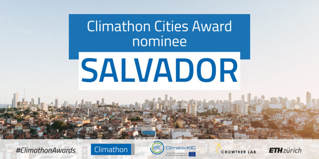 Interview with the 5 nominees of the Climathon Cities Award 2019