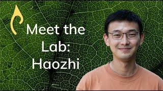 Meet the Lab – Haozhi Ma